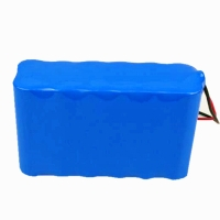 Wholesale ROSH 40x70x115mm 96Wh 8000mAh 12V 18650 Pack from china suppliers