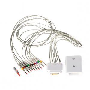 Buy cheap ICV200 Plactic IPad ECG Machine Bluetooth IOS Ecg Device CE ISO Standard from wholesalers