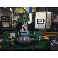 Wholesale Gas bottle welding machine CNC Metal Spinning Lathe for natural gas pressure vessel making from china suppliers