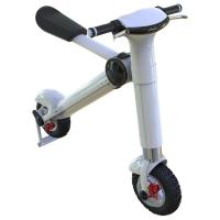 Wholesale Fashion 48V 500W Folding Electric Bike Scooter 12 Inch Ecorider Traffic Tool from china suppliers