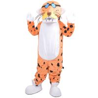 Wholesale Cheetos Mascot Costume, Chester Cheetah Costumes Adult Size Fancy Dress Mascot costume from china suppliers