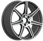 Wholesale 18 inch Hyper Silver Eagle Alloy Wheels 5 Hole With Machine Cut Face from china suppliers