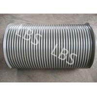 Wholesale Steel Integral Type Lebus Grooved Drum Oilfield Drums Winch Drum from china suppliers