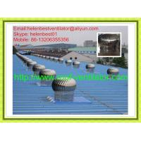 Wholesale 500mm wind driven roof turbo ventilator for warehouse stainless steel from china suppliers