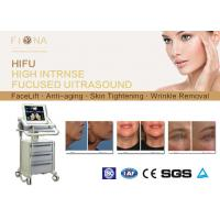 Wholesale Anti Puffinessnon Surgical Face Lift Machine HIFU Portable 50W Max Power from china suppliers