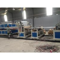 Wholesale 910mm - 2000mm PE Aluminum Composite Panel Machine Coating Production Line from china suppliers