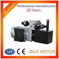 Wholesale 1.1KW Iron Hydraulic Power Pack Unit  With Motor Speed 1450RPM from china suppliers