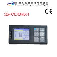 Wholesale High Precision four Axis CNC Router Controller With G Code Programming Display from china suppliers