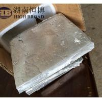 Wholesale HB7264-96 20-30% MgSm Samarium Master Alloy For Automotive Engines from china suppliers