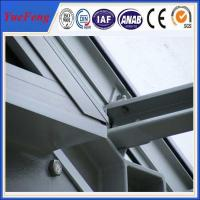 Wholesale supply profil aluminum extrusion, aluminium construction supplier, OEM aluminum profiles from china suppliers