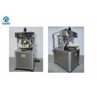 Multi - Colors Cosmetic Filling Machine 9kw Power For Sunscreen Cream
