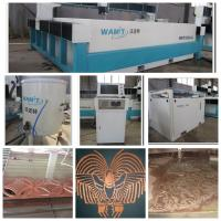 Quality 3000*4000mm  water jet cutting machine with 420Mpa pump for aluminum and copper sheet for sale