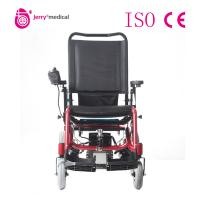 Wholesale Backrest Adjustable Handicapped Electric Wheelchair from china suppliers