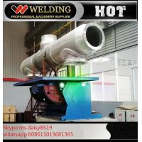 Buy cheap 600Kg Boiler Pipe Welding Positioner Equipment 0.5rpm For Engineering Machinery from wholesalers