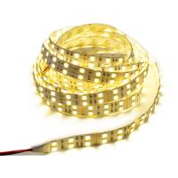 Wholesale Warm White Flexible SMD 5050 LED Strip Light Double Row 2X60LEDs Non Waterproof from china suppliers