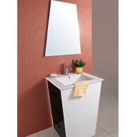 Wholesale Nature wood wall mount bath furniture cabinet from china suppliers