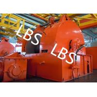 Oil Drilling Equipment Offshore Winch Tractor Hoist Winch / Well Servicing Unit Winch