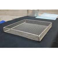 Wholesale Stainless steel washing basket from china suppliers