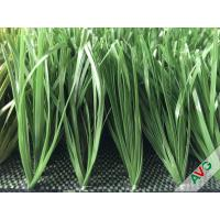 Wholesale Three Stem Upstraight Football Field Turf with Dense Surface and Knees Protection from china suppliers