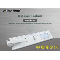 Wholesale 40 Watt Solar Powered LED Street Light Motion Sensor Phone App Control from china suppliers
