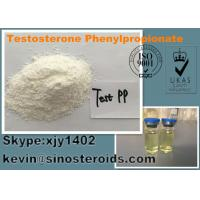 Wholesale Testosterone Phenylpropionate 1255-49-8 Safe Steroid White Raw Powders For Bodybuilding from china suppliers