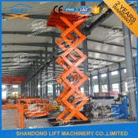 Quality 1T - 30T Warehouse Elevator Lift for sale