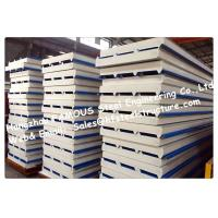 Wholesale Valuation for EPS / PUR / PIR Chinese Supply Factor in Cold Room Sandwich Panels from china suppliers