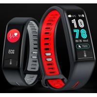 Wholesale Measure Body Temperature Smart Bracelet Fitness Band Watch Blood Pressure Fitness Activity Tracker Smart Wristband from china suppliers