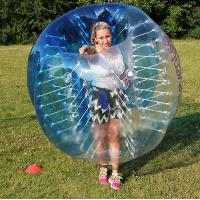 Wholesale Soccer Custom Inflatable Bubble Ball , Adults Inflatable Bumper Ball from china suppliers
