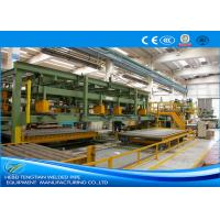 Buy cheap Steel Coil Leveling Cut To Length Line High Performance With Hydraulic System from wholesalers