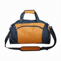 Wholesale Duffel Bag, Made of High-quality 600 x 600D Polyester and Durable  from china suppliers