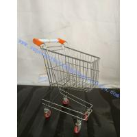 Wholesale Kids / Children Engine Go Kart , Metal Supermarket Shopping Trolley from china suppliers