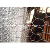 Wholesale Pvc Coated Chicken Wire Mesh Hexagonal Wire Netting 2-3.5mm Wire Gauge from china suppliers