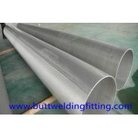 Wholesale Hot Rolled Nickel Alloy Pipe SCH40 20'' ASTM B622 N10675 Ni-Mo-Cr-Fe Alloy N10242 from china suppliers