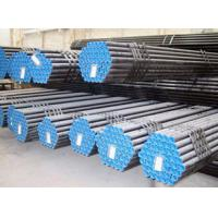 Wholesale Carbon Steel Seamless Heat Exchanger Tubes Round Metal Tube Minimum Wall Thickness from china suppliers