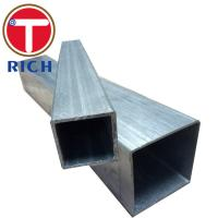 China Black Hollow Section Welded Steel Pipe Rectangular Cold Rolled on sale