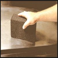 "Quality Grill-Brick Grill Cleaner GB12, 4"" Length x 3-1/2"" Width x 8"" Height for sale"