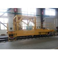 Buy cheap Copper plant using coil handing cart on railway exported to Chile from wholesalers