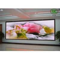 Wholesale Dynamic P10 SMD Indoor Full Color  LED Display panel , Programmable LED screen from china suppliers