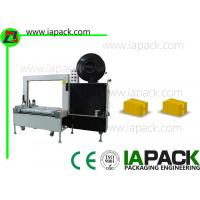 Wholesale PLC Secondary Packaging Machine Fully Automatic Strapping Machine from china suppliers