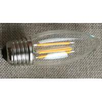 Wholesale E27 4W Filament LED Bulb , Energy Saving Candle Light Bulbs For Restaurant from china suppliers