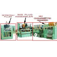 Wholesale Green High Speed Cigarette Making Machines With Filter Assembling And Tray Filler from china suppliers