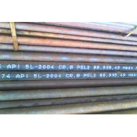 Quality Gas / Water / Oil Transportation CS Seamless Pipes Low Carbon Steel Pipe for sale