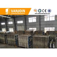 Wholesale EPS Cement Sandwich Panel Production Line , Sandwich Panel Making Machine from china suppliers