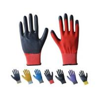Wholesale Low Price with Super Quality Nitril Working Gloves from china suppliers