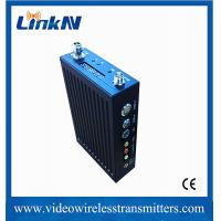 Wholesale High Speed Video Wireless Transmitter 1080P QPSK COFDM Modulation from china suppliers