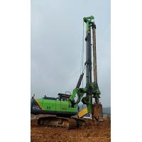 Buy cheap TYSIM KR125A Rotary Drilling Rig,Max Pile Diameter 1300mm, 40m Interlocking Kelly Bar from wholesalers