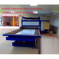 Wholesale EVA / PVB / TPU Glass Film Lamination Machine Furnace With Germany Technology from china suppliers