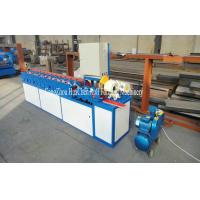 Wholesale 3m Length Portable Shutter Door Roll Forming Machine With Fly Saw Cutting System from china suppliers
