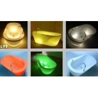 Wholesale rotational moulding led plastic bathtub from china suppliers